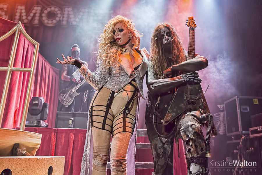 In This Moment At House Of Blues 2015